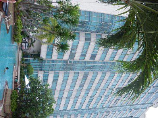 Hotel Windsor Suites and Convention : la piscine
