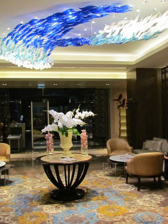 Titanic Business Bayrampaşa: Saguão do Hotel