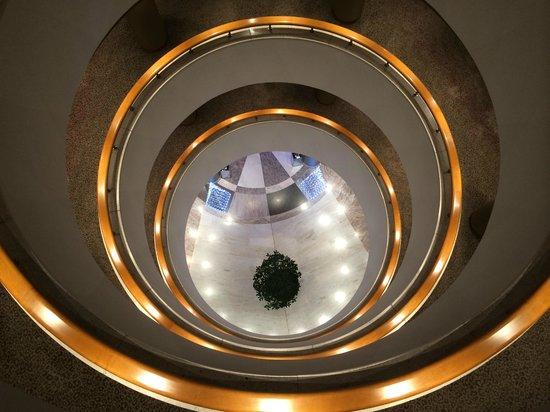 Sofitel Luxembourg Europe: Atrium