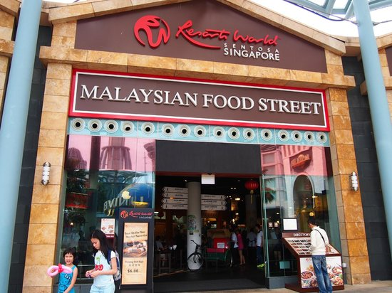 Hard Rock Hotel Singapore : Cheap eating place