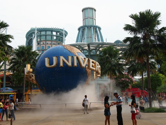 Hard Rock Hotel Singapore : Universal Studios