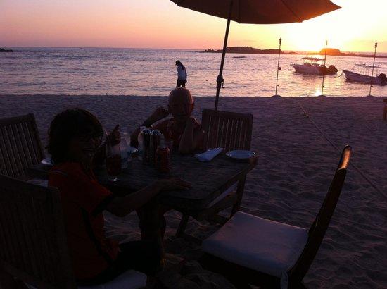 The St. Regis Punta Mita Resort: Una gran cena