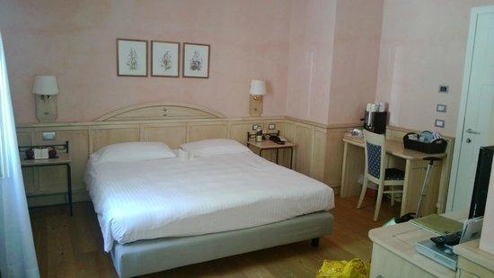 Hotel Bagni Vecchi: Camera matrimoniale