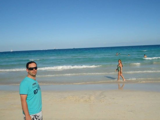 South Beach : Praia Maravilhosa