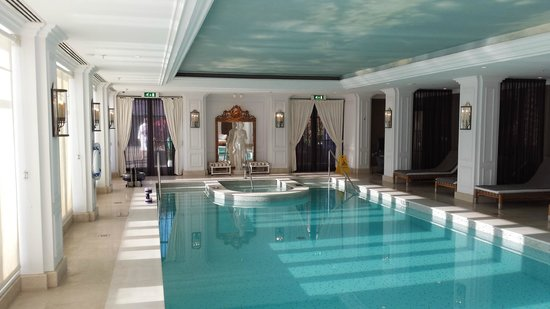 InterContinental Amstel Amsterdam: Pool