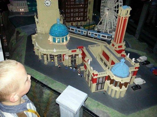 Legoland Discovery Centre, Manchester: MINILAND