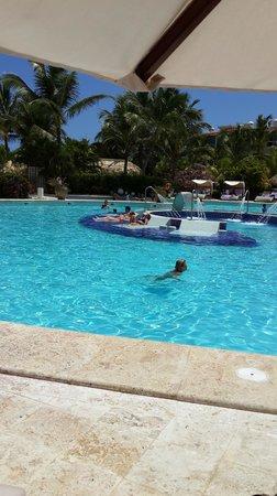 Paradisus Punta Cana: Pool at The Reserve