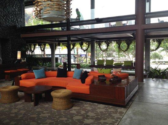 Holiday Inn Resort Krabi Ao Nang Beach : Lobby