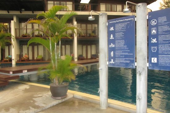 Holiday Inn Resort Krabi Ao Nang Beach : Piscina
