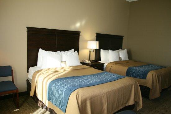 Comfort Inn & Suites Cookeville: Double Queen