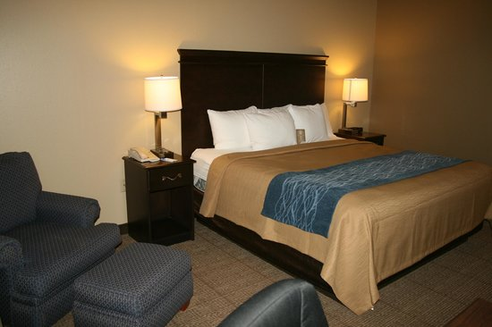 Comfort Inn & Suites Cookeville: King