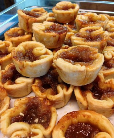 Dyment's Farm : Butter tarts - a sweet treat worth the indulgence!