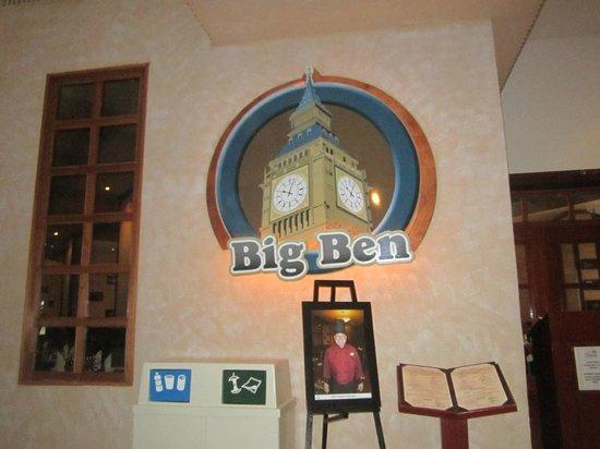 Great Parnassus Family Resort: Restaurant Big Ben