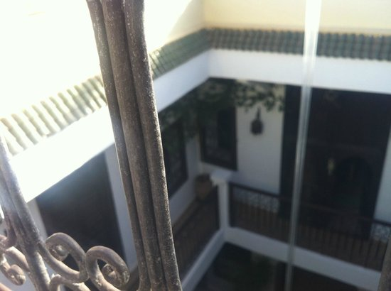 Riad Khadija Spa: view from the roof