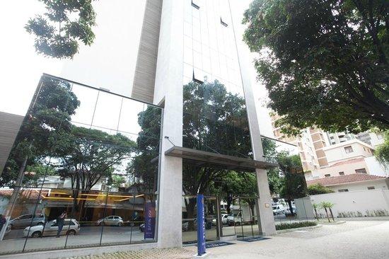 Tulip Inn Belo Horizonte: Fachada