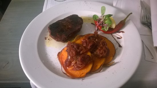 Pimiento Argentino Grill - Old Town : Kobe Beef