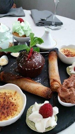 Restaurant La Cafetière Fêlée: Hummmm
