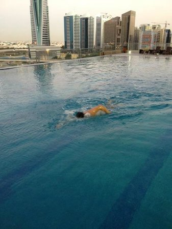 Gloria Hotel : piscina maravilhosa