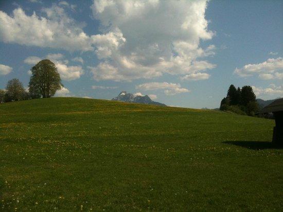 Camping Hopfensee: Panorama dal camping
