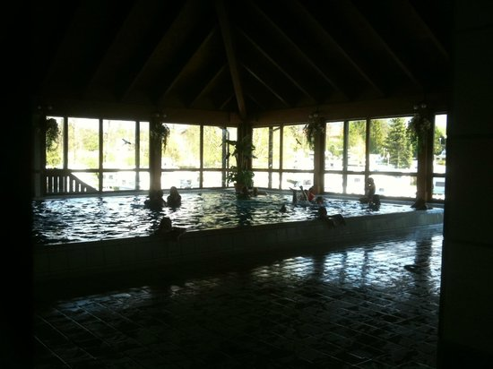 Camping Hopfensee: Piscina -interno