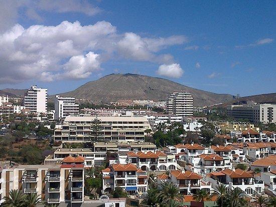 Sol Tenerife: Una de la vistas de nuestra habitación