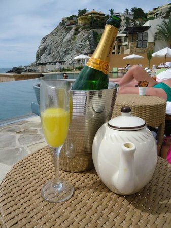 The Resort at Pedregal : breakfast of champions