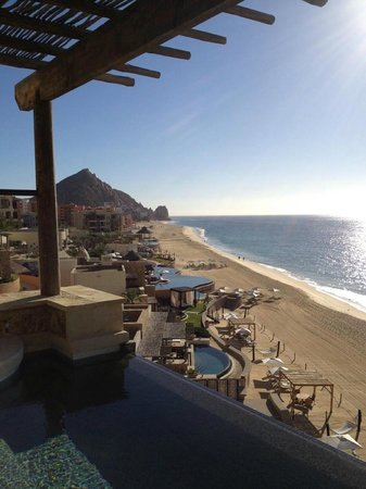 The Resort at Pedregal: amazing view to wake up to everyday