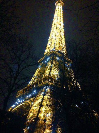 Tour Eiffel : Dream come true!