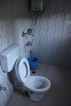 Chitwan Gaida Lodge: salle de bain