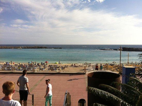 Hotel Altamar: Amodores Beach