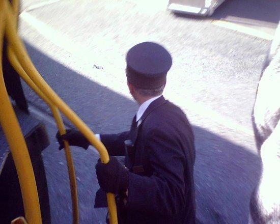 Lehigh Gorge Scenic Railway: MR CONDUCTOR