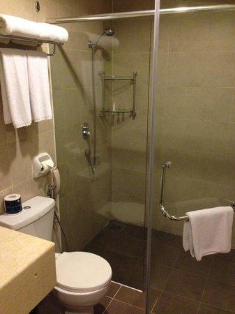 Furama Bukit Bintang : Poor Bathroom