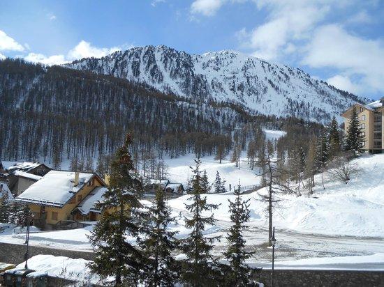 Hotel Miramonti: View from balcony