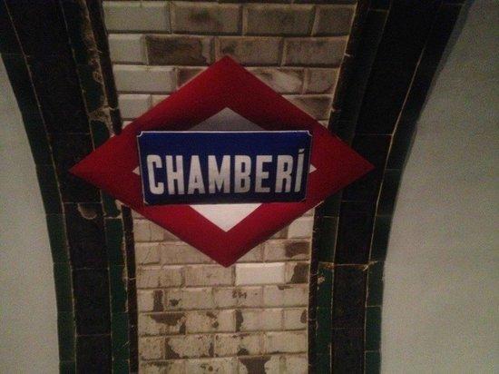 Anden 0 : Chamberi