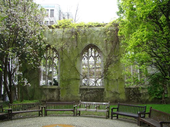 St. Dunstan in the East