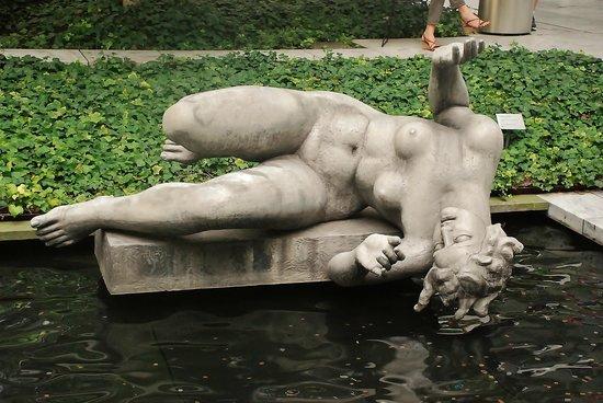 Statue jardin exterieur picture of the metropolitan for Statue bouddha exterieur pour jardin
