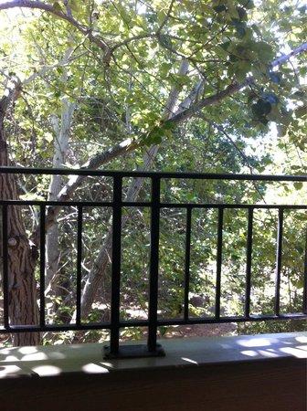 Avila Village Inn: View from our balcony