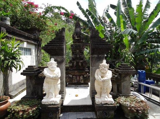 Viceroy Bali: tempel