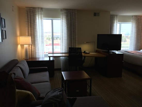 Residence Inn Coralville: Work Desk
