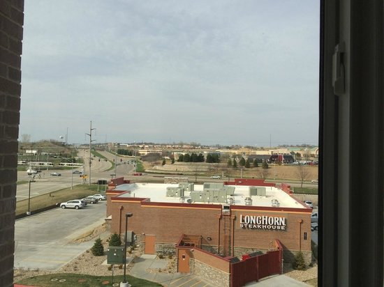 Residence Inn Coralville: View from Room
