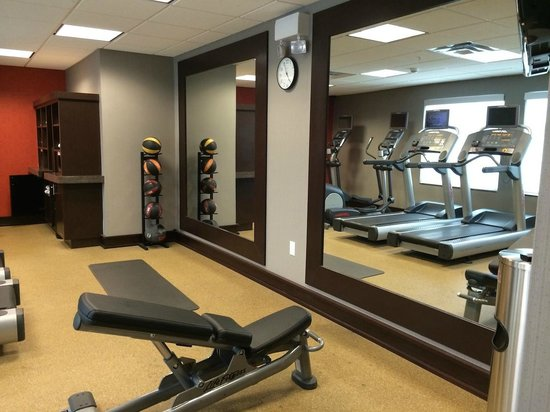 Residence Inn Coralville: Exercise Room