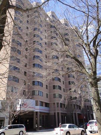 Sheraton Suites Wilmington Downtown Hotel: extérieur