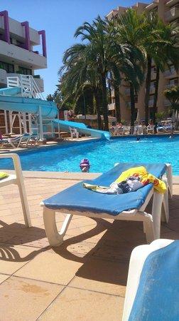 OLA Hotel Panama: pool area