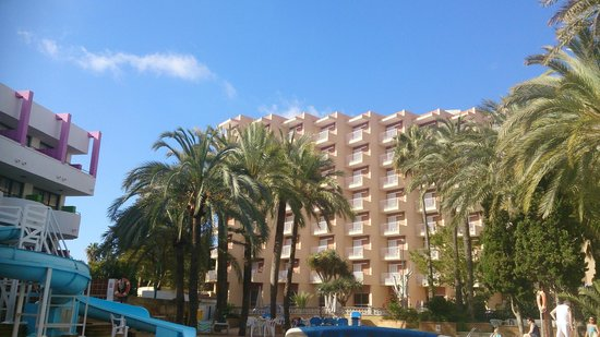 Ola Club Panama: view of hotel