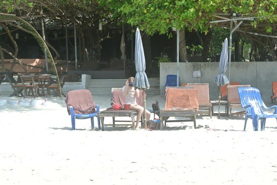 Chaweng Garden Beach Resort: Beach