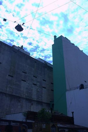 Foto Ruta Buenos Aires: Trying out 'leading lines' & textures