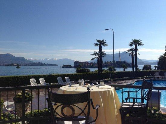 Hotel Villa & Palazzo Aminta : terrasse