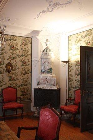 Goethe House: Calefaccion
