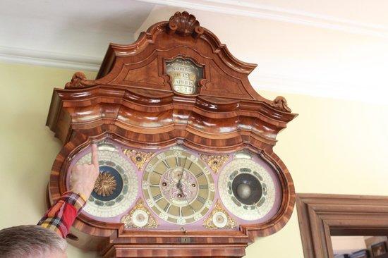 Goethe House: Reloj