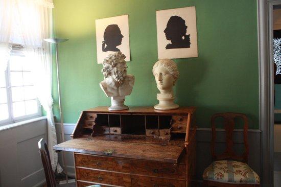 Goethe House: Estudio de Goethe